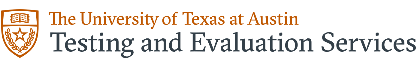 UT Testing and Evaluation Services logo